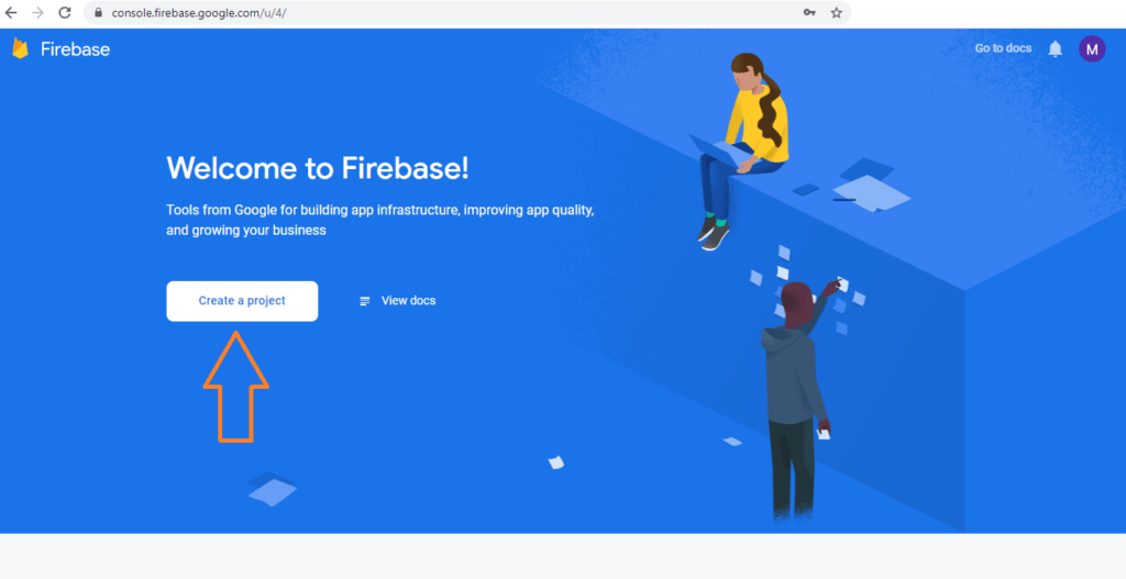 Getting started with Firebase on Android (2020)