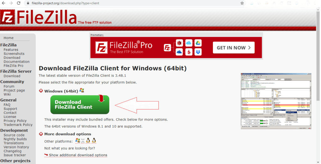 How to upload an HTML website on the Internet